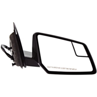 Fits 07-10 Saturn Outlook Right Pass Power Mirror W/Ht Mem Sig Spotter Pwr Fold