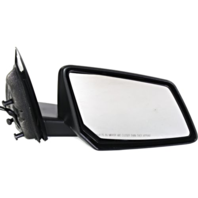 Fits 07-10 Saturn Outlook Right Pass Power Mirror With Manual Folding