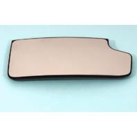 Fits 15-18 Silverado, Sierra Right Pass Lower Tow Mirror Glass w/Rear Back Plate