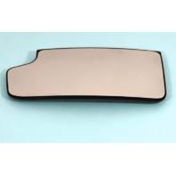 15-18 Silverado, Sierra Left Driver Lower Tow Mirror Glass w/Rear Back Plate OE