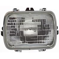 Sealed Beam Headlight Fits Left or Right 96-18 Chevy Express, GMC Savana Van