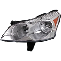 Fits 09-12 Chev Traverse Left Driver Headlamp Assembly WithOut Projector Beam