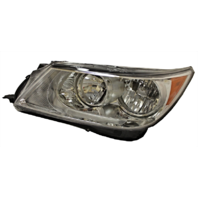 Fits 10-13 Buick Lacrosse Left Driver Halogen Headlamp Assembly