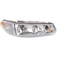 Fits 97-05 Buick Century 97-04 Regal Right Pass Headlamp Assem No Corner Lamp