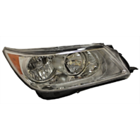 Fits 10-13 Buick Lacrosse Right Passenger Halogen Headlamp Assembly