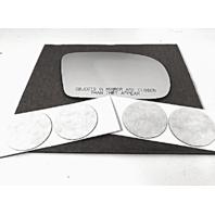 92-98 Olds Achieva, Pont Grand Am, Buick Skylark Right Pass Mirror Glass Lens