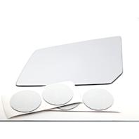 13-17 Acadia, Traverse Left Driver Mirror Glass Lens for Modles w/ Auto Dim Type