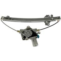Fits 00-06 Hyundai Accent Hatchback 2Dr Driver Power Window Regulator W/ Motor