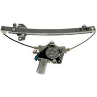 Fits 00-06 Hyundai Accent Hatchback 2Dr Passenger Power Window Regulator W/Motor