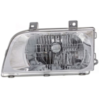 Fits 98-02 Kia Sportage Left Driver Headlamp Assembly
