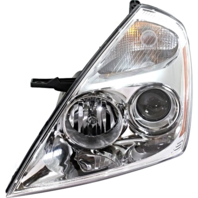 Fits 06-12 Kia Sedona Left Driver Headlight Assembly