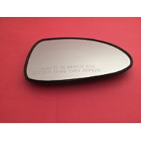 Fits 99-05 Mazda Miata Right Passenger Convex Mirror Glass w/ Rear Holder OEM