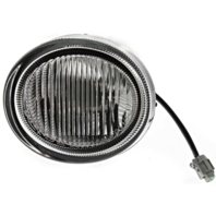 Fits 02-03 Nissan Maxima Left Driver Fog Lamp Assembly