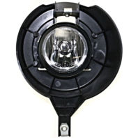 Fits 05-17 Frontier Right Passenger Fog Light Lamp With Chrome Bumper