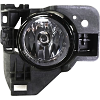 Fits 09-14 Maxima Right Passenger Fog Lamp / Light W/Bracket