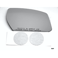 Fits 15-18 Nissan Maxima Right Pass Heated Convex Mirror Glass Lens w/Adhesive