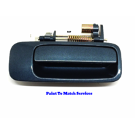 New Paint to Match Services for  Auto Exterior Door Handle