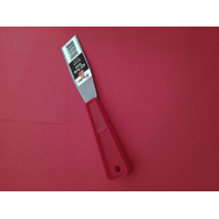 "1-1/4"" wide Red Devil Economy Putty Knife w/ Plastic Handle Metal Blade"