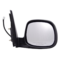 Fits 03-06 Tundra Double Cab, 01-07 Sequoia Rt Pass Mirror Power Chrome w/Heat