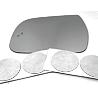 Fits 13-17 Sienna Left Driver Mirror Glass Lens w/Blind Spot Detect w/*Auto Dimming Feature