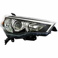 Right Passenger Side Halogen Headlight Assembly for 14-17 Toy 4Runner