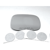 Fits *10-16 Volvo XC70  Right Passenger Side Heated Mirror Glass Lens w/Adhesive