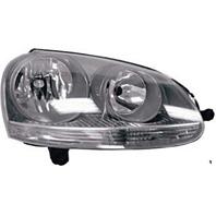 Fits QP V051G-d Volkswagen VW Jetta Wagon Passenger Lamp Assembly Headlight