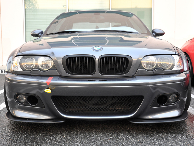 autotecknic 2001 2006 bmw m3 e46 stealth black aero. Black Bedroom Furniture Sets. Home Design Ideas