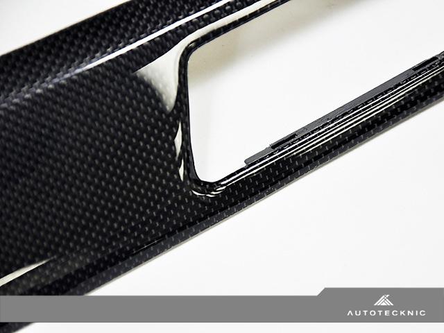 Autotecknic 2009 2013 Bmw M3 E92 6 Speed Manual Carbon Fiber Interior Trim Kit Ebay