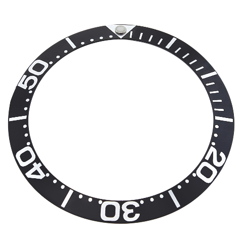 bezel insert for invicta 8926c pro diver black large number top quality ebay. Black Bedroom Furniture Sets. Home Design Ideas