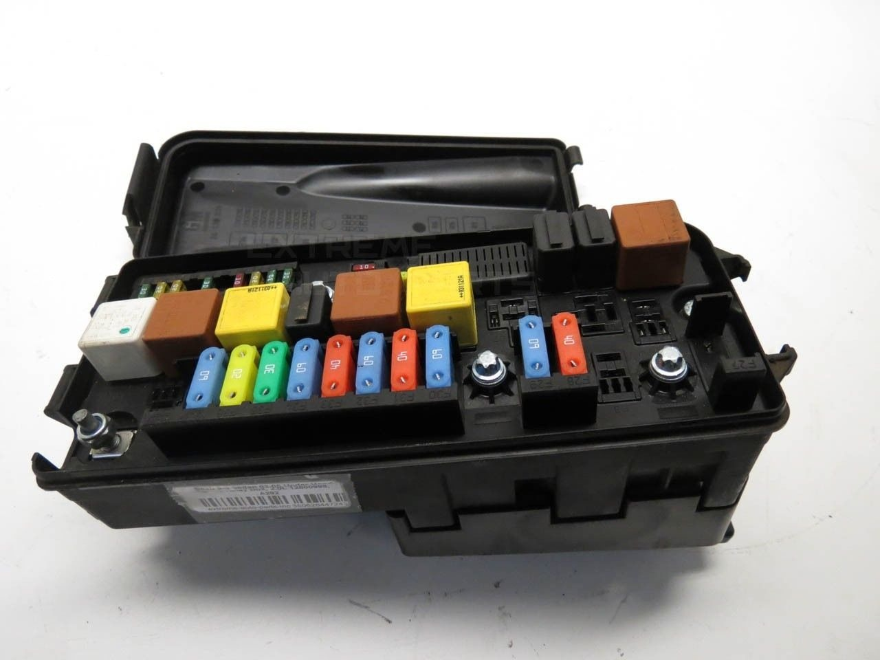 30 2005 Saab 9 3 Fuse Box Diagram