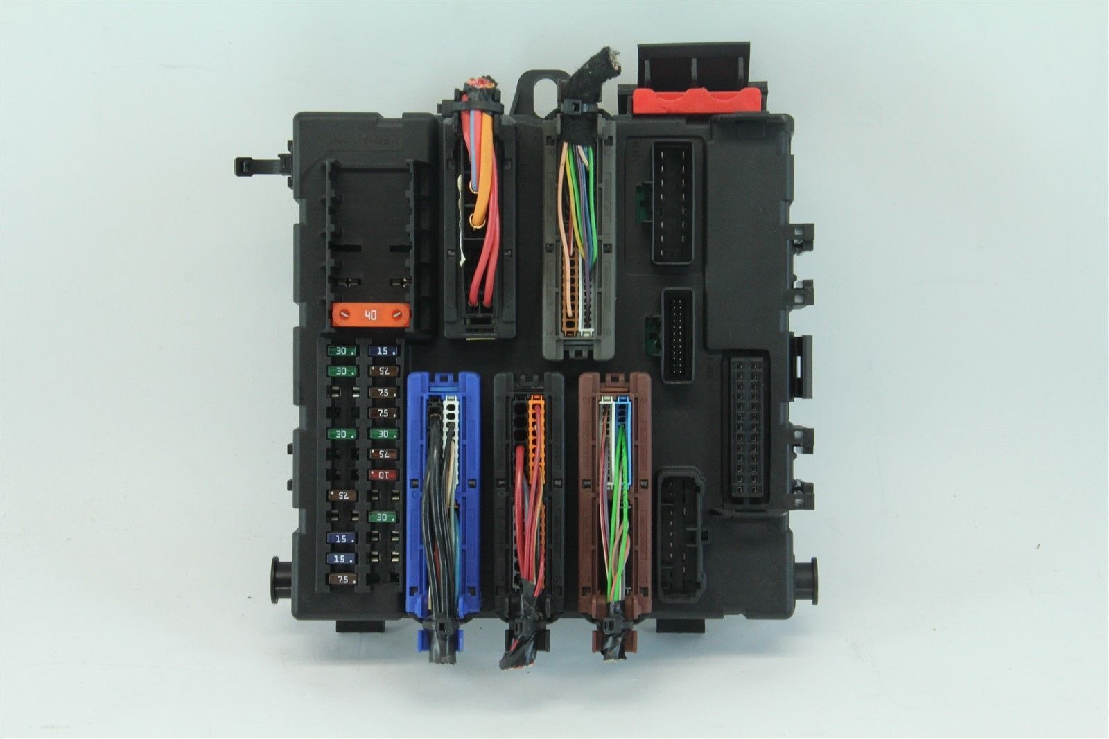 03 Saab 9 3 Fuse Box Auto Electrical Wiring Diagram 2007 Toyota Camry Under Hood 12788777 Secondary On Battery