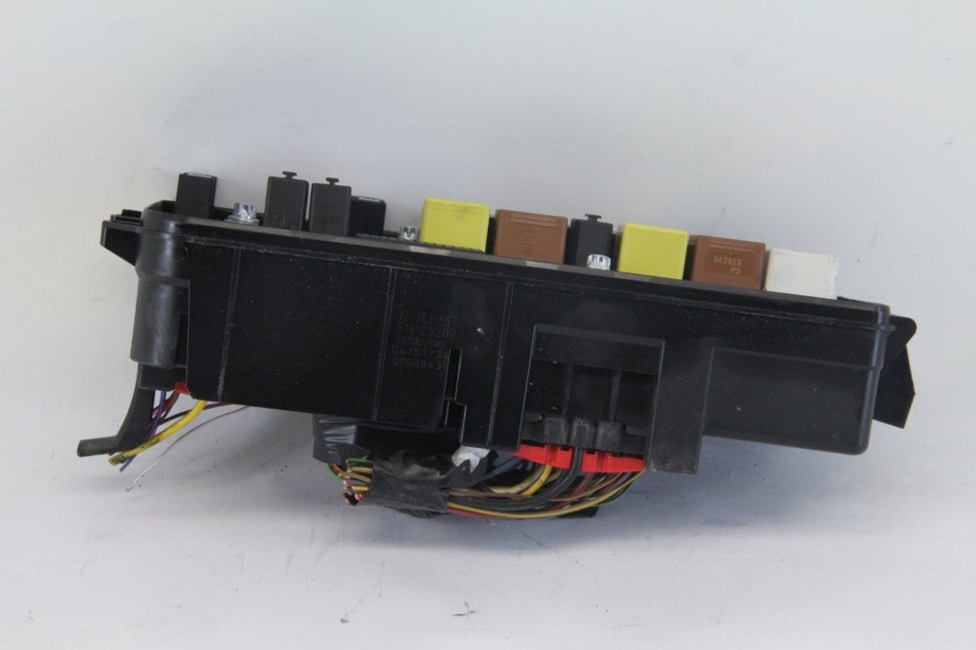 12961557 saab 9 3 28l 03 07 under hood fuse relay box block 12961557 oem 673961335 saab 9 3 2 8l 03 07 under hood fuse relay box block 12961557 oem under-hood fuse/relay box at soozxer.org