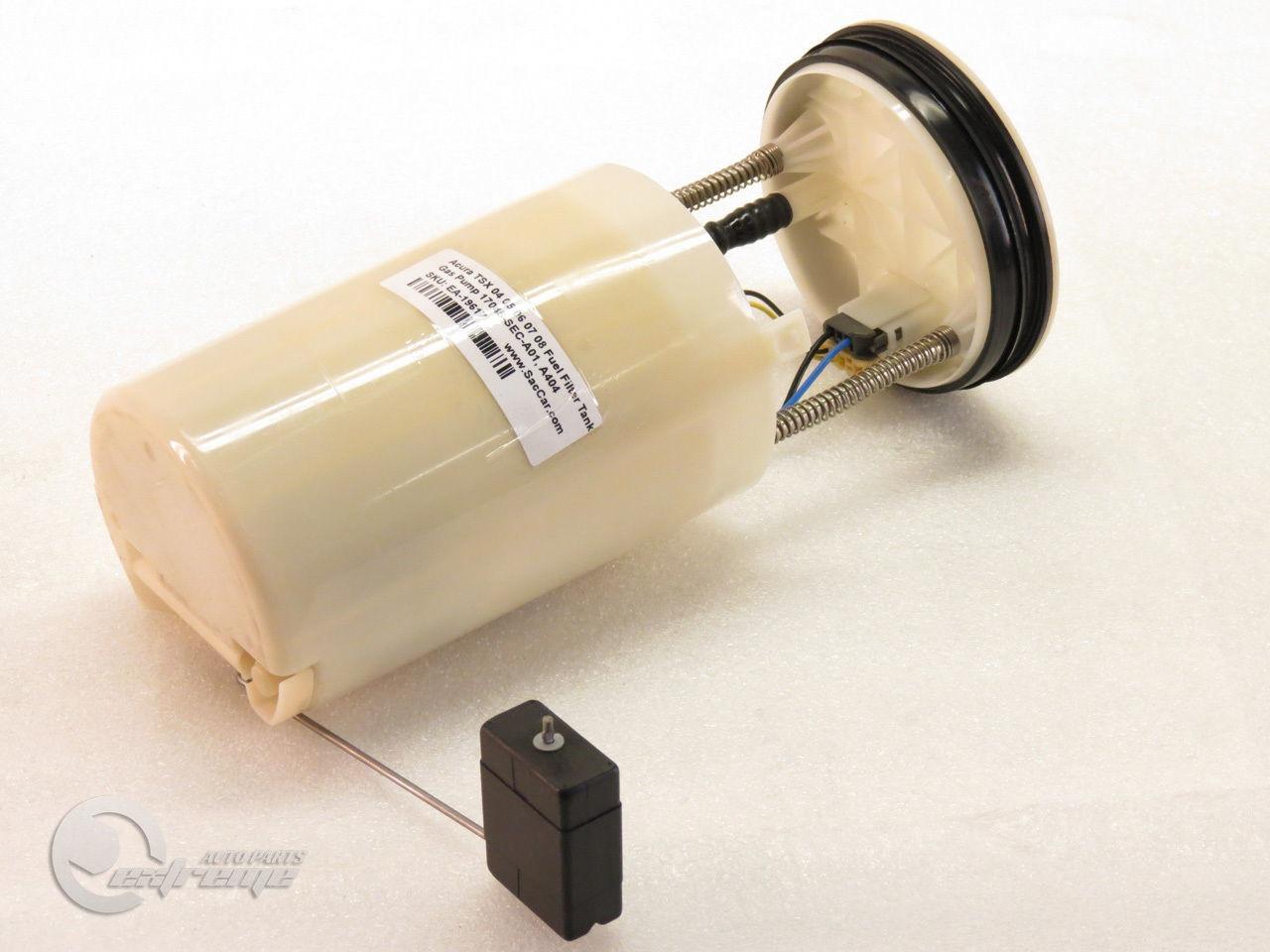 acura tsx fuel filter gas pump module assembly 17045 sec. Black Bedroom Furniture Sets. Home Design Ideas