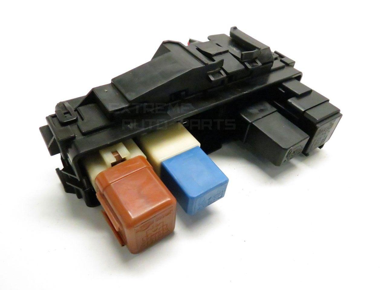 06 infiniti m35 fuse box infiniti m35 fuse box location infiniti m35 06-07 under hood relay fuse box rail unit ...