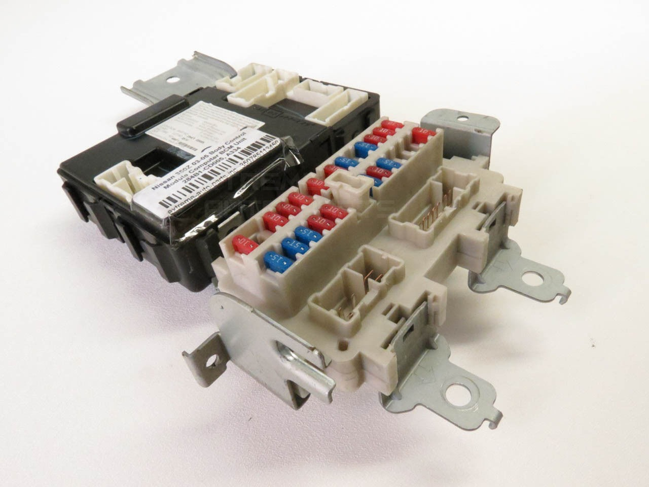 2005 Nissan 350z Fuse Box 25 Wiring Diagram Images 05 Under Dash Bcm Body Control Relay 284b1 Ce800