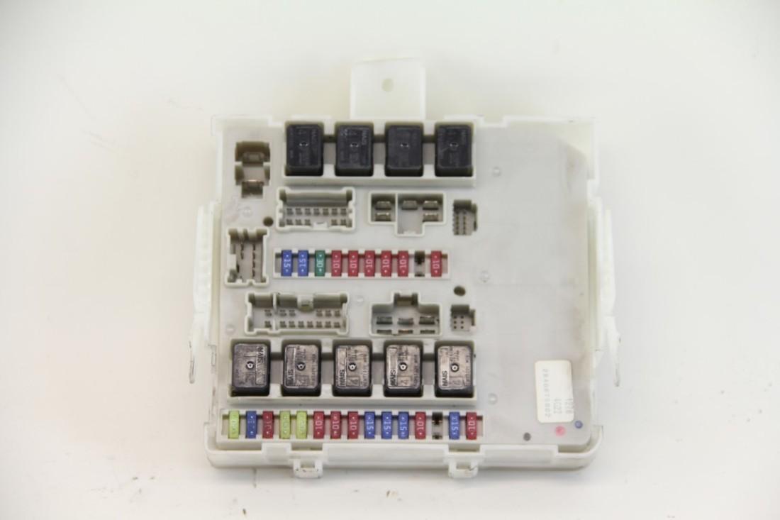 nissan armada fuse box body holder controller module bcm. Black Bedroom Furniture Sets. Home Design Ideas