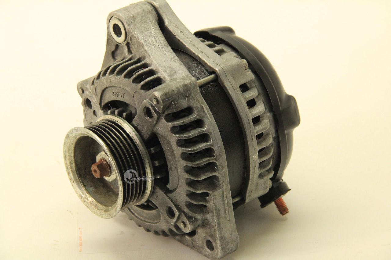 honda accord 08 12 alternator generator 3 5l 6 cylinder 31100 r70 a01 ebay. Black Bedroom Furniture Sets. Home Design Ideas