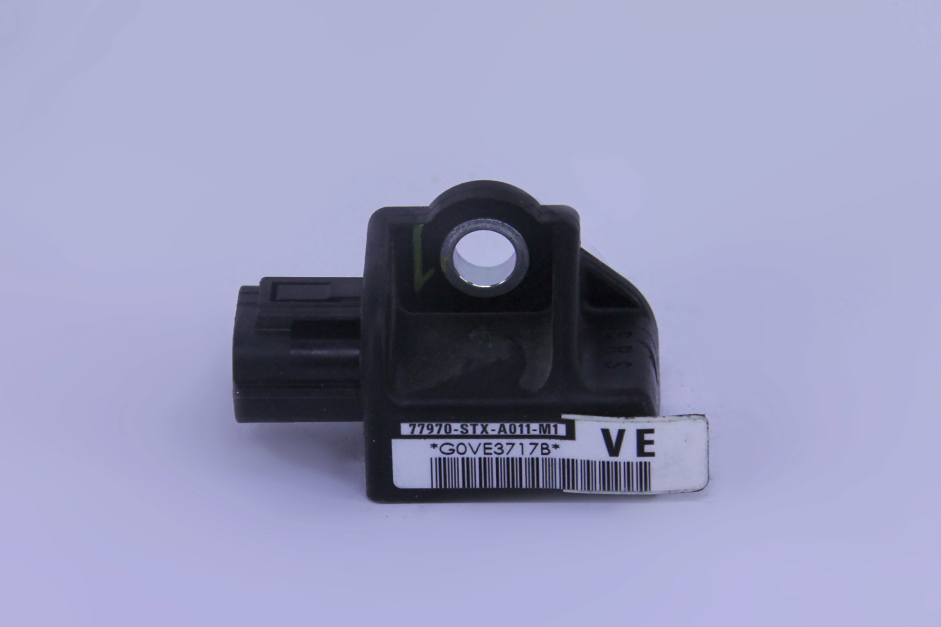 Service Manual  Honda Odyssey Air Bag Sensor