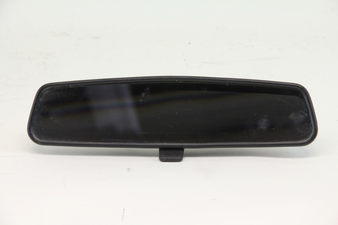Toyota camry 07 11 interior rear view mirror glass black 87810 06080 oem ebay for Interior rear view mirror replacement glass