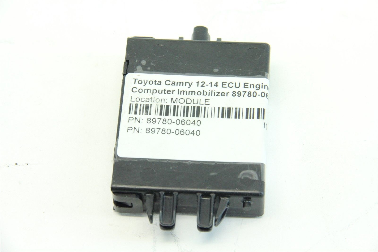 toyota camry 12 14 ecu engine computer immobilizer 89780 06040 extreme auto. Black Bedroom Furniture Sets. Home Design Ideas