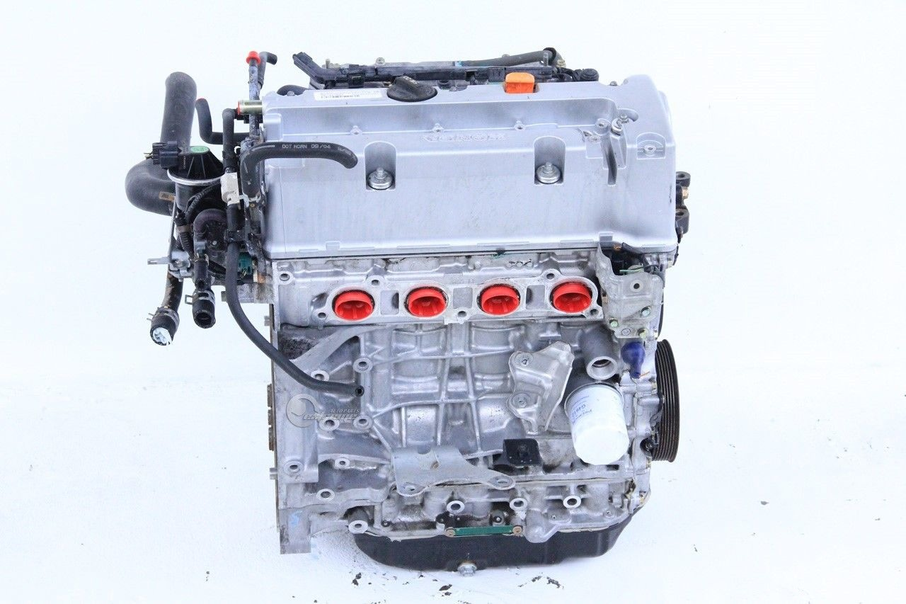 Honda Accord 2 4l 4 Cylinder  03 04 05 06 07 Engine Motor Assembly  N  A Miles