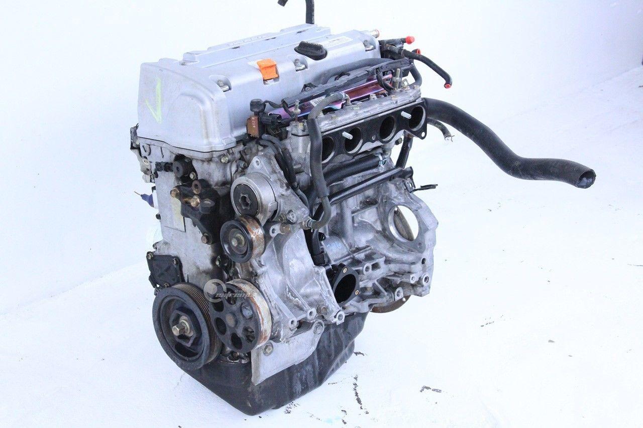 honda accord 2 4l 4 cylinder 03 07 engine motor assembly. Black Bedroom Furniture Sets. Home Design Ideas