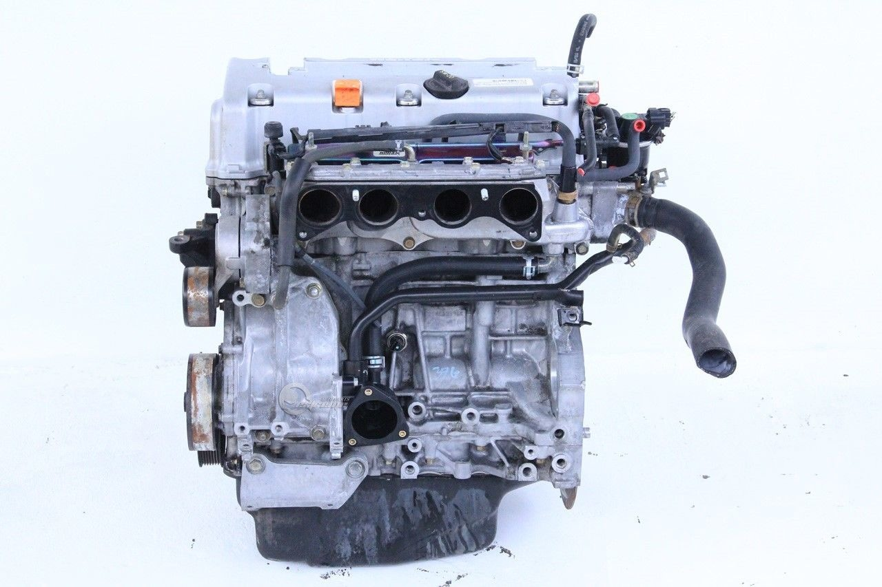 Honda accord 2 4l 4 cylinder 03 07 engine motor assembly for Honda accord 4 cylinder