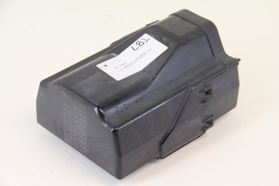 Infiniti g sedan under hood fuse box w cover