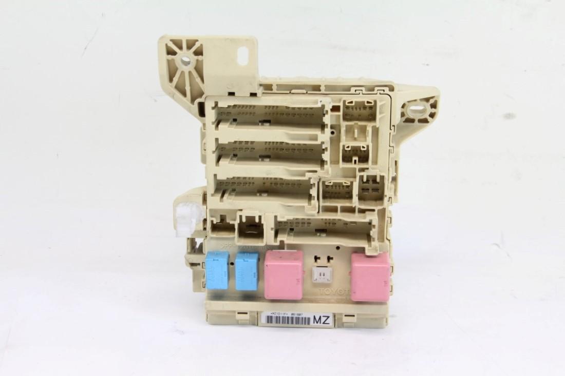 lexus es350 interior fuse relay junction box 2010
