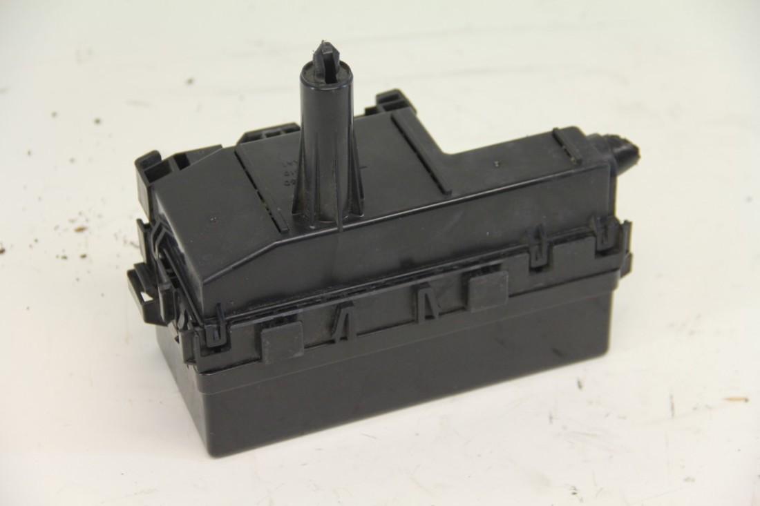 nissan armada small fuse box under hood oem 04 07