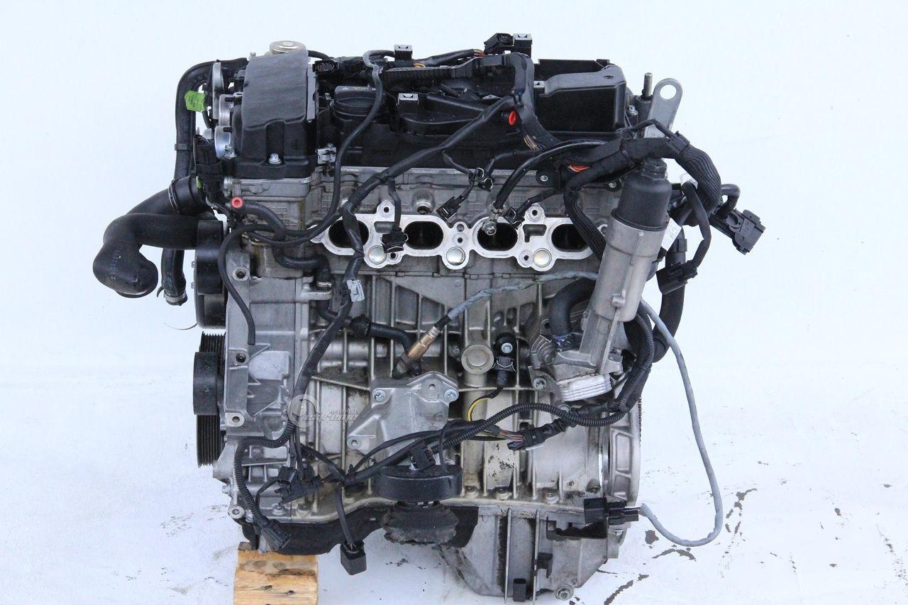 Mercedes C230 1 8l 4 Cyl Kompressor 03 04 05 Engine Motor
