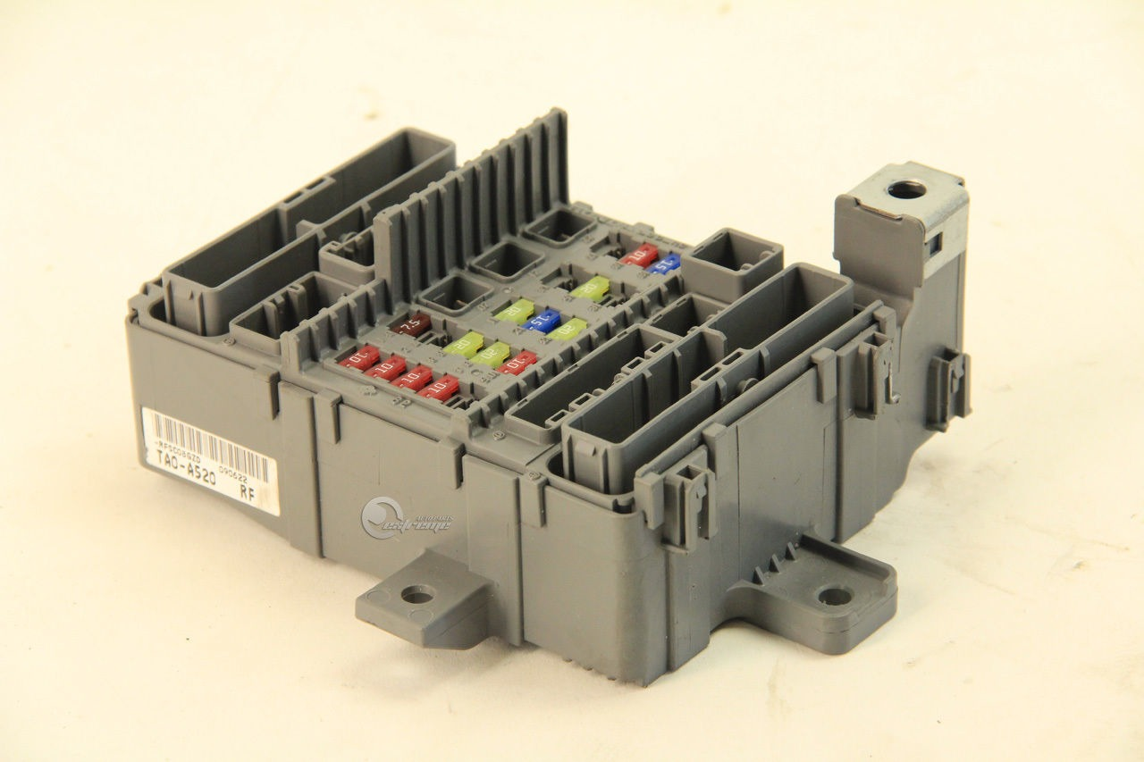 Passenger Side Fuse Box Honda Accord : Honda accord coupe ex interior fuse box right