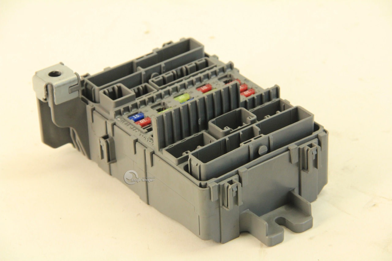 Honda Accord Coupe 08-12 EX Interior Fuse Box Right/Passenger Side 2.4L